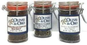 Smoked Sea Salts