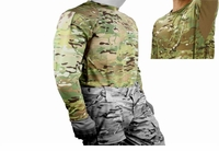 215 Gear Blended Operator Shirt V2 - Long Sleeve - Multicam