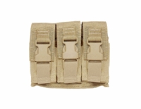 Sold Out TAG MOLLE Flashbang Grenade 3 Pouch