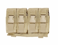 ACU Clearance TAG MOLLE Flashbang Grenade 4 Pouch