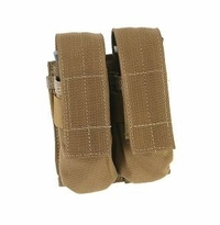 ATS Double Pistol Mag Pouch