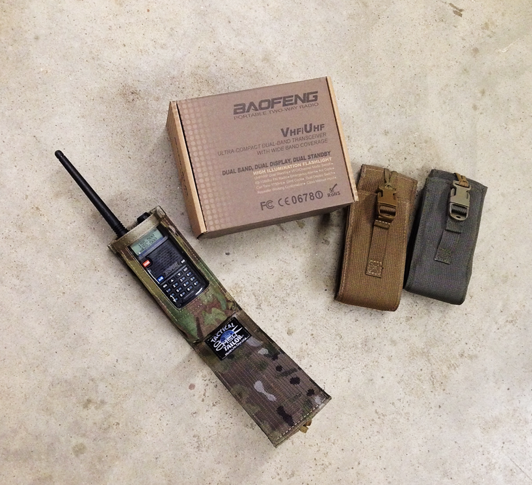 Baofeng Radio 1 Extended Battery And Enhanced Radio