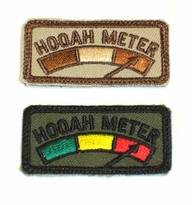 Clearance OPT Hooah Meter Patch