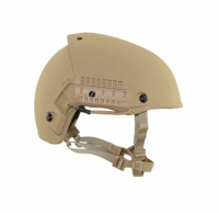 Crye Precision Airframe ATX Helmet with Rails -3 Hole Drilled (R)