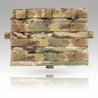 Crye Precision AVS Detachable Flap M4 Flat - Bungee Top