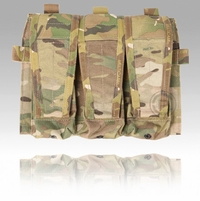 Crye Precision AVS Detachable M4 Flap - Closed Top