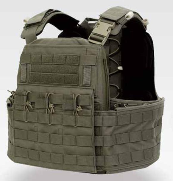 Sold Out Crye Precision Cage Plate Carrier (CPC) Chassis and Plate Bags