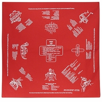 SALE First Aid Bandana