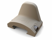 Clearance Gear Sector Rail Mount Hand Stop (R)