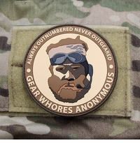 Sold Out GWA MK2 PVC Patch
