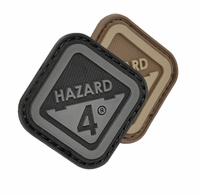 Clearance Hazard 4 Morale Patch