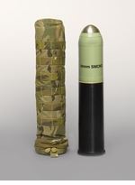 Clearance High Ground Gear 84mm Carl Gustav Round Pouch
