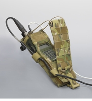High Ground Gear Single-Hand, Drop-Down PRC-152 Pouch