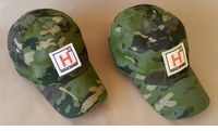 Hodge Defense Multicam Tropic Patch Hat