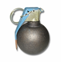 Inert M-67 Training Grenade (R)