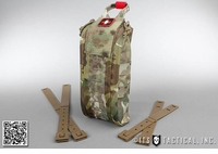 ITS ETA Trauma Kit Pouch Tallboy