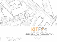 Kitfox Design Group Firearms Coloring Book