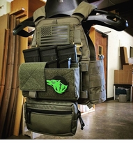 Mayflower R&C Assault Plate Carrier (APC) and Accessories