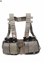 Mayflower UW GEN V Split Front Chest Rig