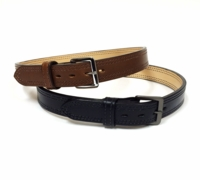 Mean Gene Leather Shooters Belt - Double Stitched