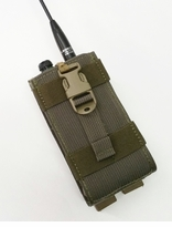 MSW Enhanced Baofeng Radio Pouch