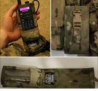 MSW Baofeng Radio Pouch