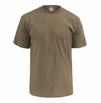MJ SOFFE Adult G.I. 3-Pack T-Shirts for Issued Uniforms
