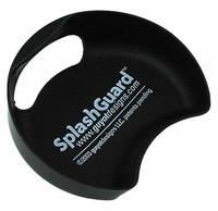Nalgene Wide Mouth Splash Guard - Black