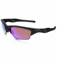 Oakley Half Jacket XL 2.0 Polished Black - Prizm Golf Lens
