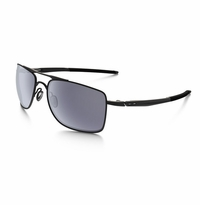 Oakley Gauge 8 Medium Matte Black - Grey Lens