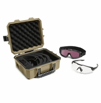 Oakley SI Ballistic M-Frame� Alpha Operator Kit - Strongbox