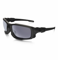 Oakley SI Ballistic Shocktube Matte Black - Grey Lens