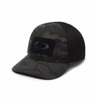 Oakley SI Cotton Cap Multicam Black