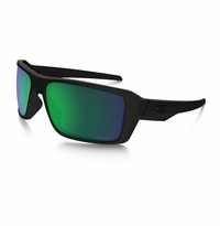 Oakley SI Double Edge Matte Black - Prizm Maritime Polarized Lens