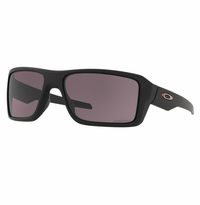 Oakley SI Double Edge Thin Red Line - Prizm Grey Lens