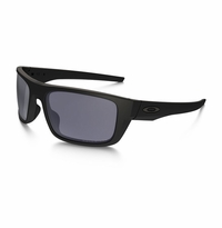 Oakley SI Drop Point Matte Black - Grey Polarized Lens