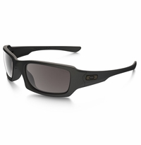 Oakley SI Fives Squared Matte Black - Warm Grey Lens