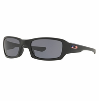 Oakley SI Fives Squared US Flag - Grey Lens