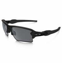 Oakley SI Flak 2.0 XL Thin Blue Line - Black Iridium Lens