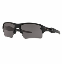 Oakley SI Flak 2.0 XL Matte Black - Prizm Grey Polarized Lens
