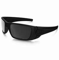 Oakley SI Fuel Cell Blackside - Prizm Tungsten Black Polarized Lens
