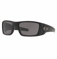 Oakley SI Fuel Cell Matte Black - Prizm Grey Polarized Lens