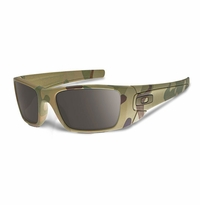 Oakley SI Fuel Cell Multicam - Warm Grey Lens