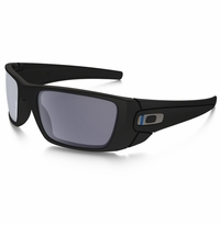 Oakley SI Fuel Cell Thin Blue Line Black - Grey Lens