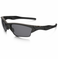 Oakley SI Half Jacket 2.0 XL Matte Black - Grey Lens