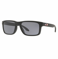 Oakley SI Holbrook USA Flag Matte Black - Grey Lens