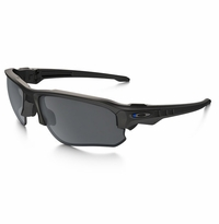 Oakley SI Speed Jacket Thin Blue Line - Black Iridium Lens