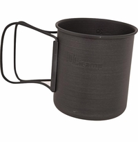 .Olicamp Space Saver Mug - Hard Anodized