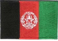 OPT Afghanistan Flag Patch
