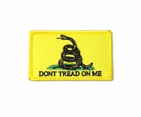 OPT Gadsden Flag Small Patch
